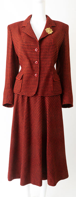 Jaeger Houndstooth Outfit