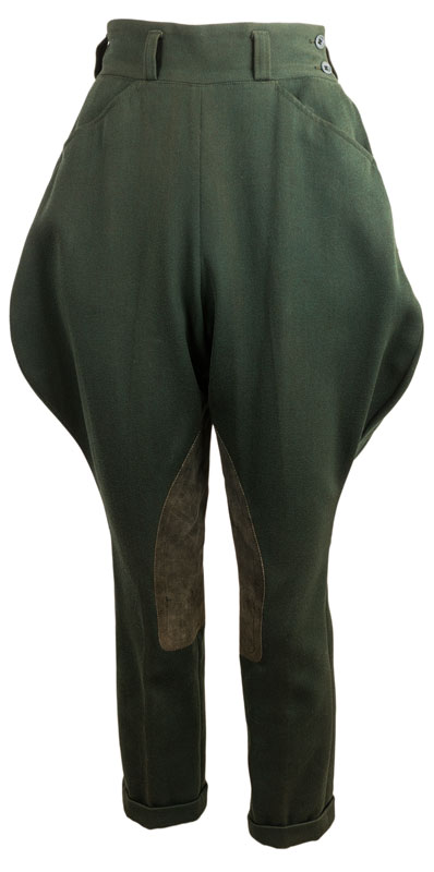 Vintage 40s Riding Pants Ballyhoovintage Com