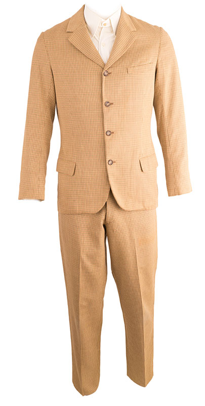 Vintage Suit Worn in Film Hello Dolly