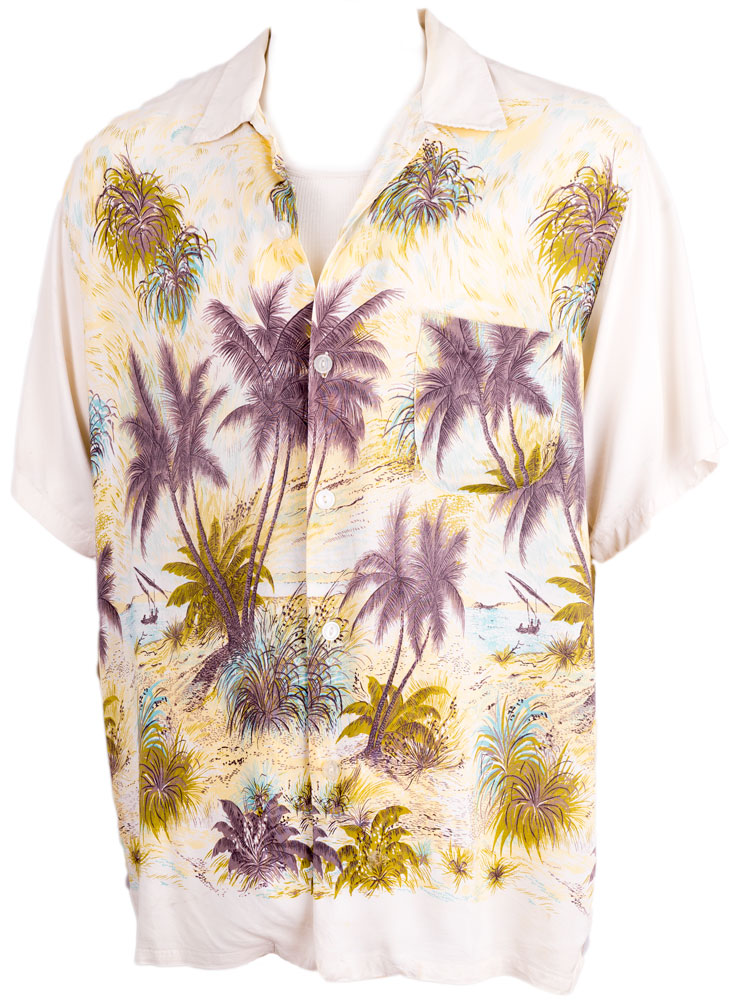 Duke Kahanamoku Hawaiian Shirt