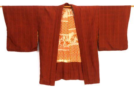 Vintage Japanese Haori Jacket: Ballyhoovintage.com