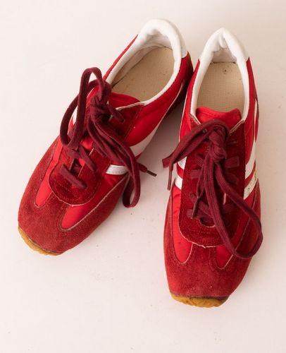 Vintage Running Shoes: Ballyhoovintage