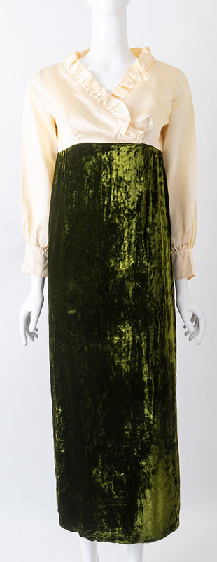 Late 60s early 70s Maxi Dress